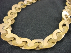 A beautiful necklace by Karenna Maraj