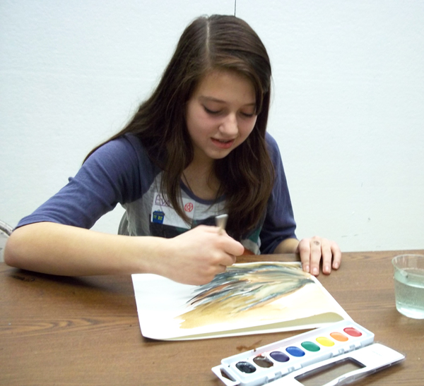 Teen Arts Program 84