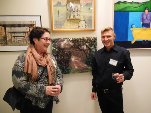 ACA Member Artists Gwen Chasan and Howard Lizotte
