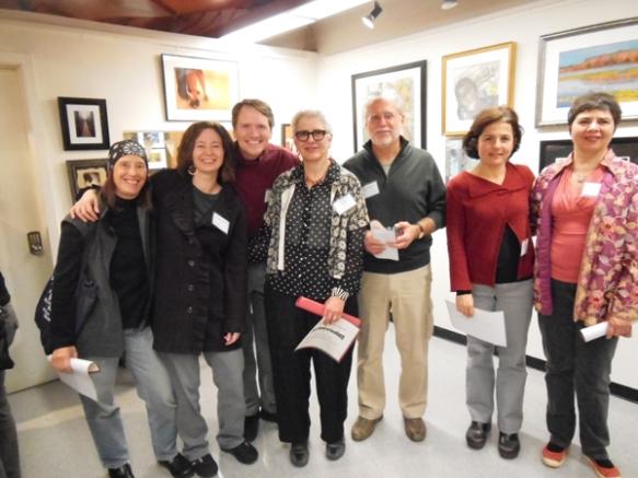Award Winners with Lauren O'Neal and John Budzyna