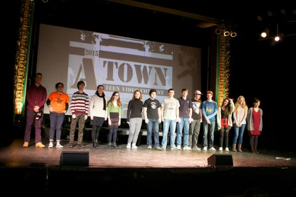 A-Town Teen Video contest, 2015